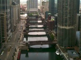 How'd Engineers Reverse the Chicago River?