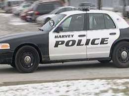 FBI Raids Harvey PD
