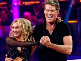 """The Hoff is Off"": David Hasselhoff Talks Post-""Dancing"" Plans"