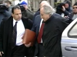 Madoff's Wife May Be in Trouble