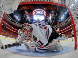 Flyers Beat Hawks in OT Play