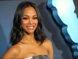 Zoe Saldana Reacts To Controversial Vanity Fair Cover