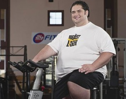 "Bartlett Man is ""Biggest Loser"""