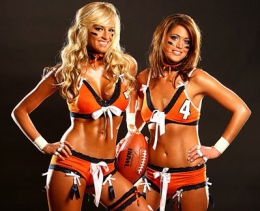 Are You Ready For Some (Lingerie) Football?