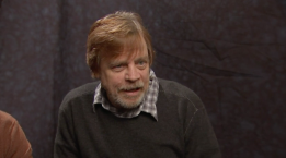 Mark Hamill on 'Star Wars: Episode VIII' Title
