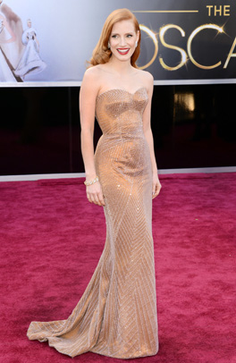 The 2013 Oscars Best and Worst Dressed