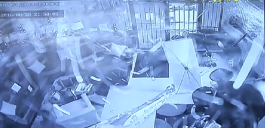 Manager: Store Robbed When SUV Crashes Through Front