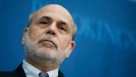 Former Fed Chairman Get New Title, Blogger
