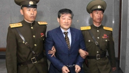 American Sentenced to 10 Years Hard Labor in North Korea