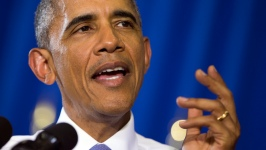 How Obama Is Reinventing the Bully Pulpit in 'Blue America'