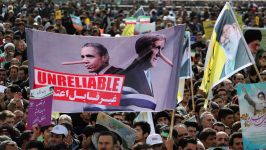Iran Marks Revolution With 'Death to America' Chants