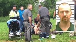 Prison Escapee David Sweat Returns to Max Security Prison