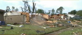 State Police: Some Injuries in Wake of Indiana Tornadoes