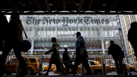 Lawsuit Claims Discrimination 'Rife' at The New York Times