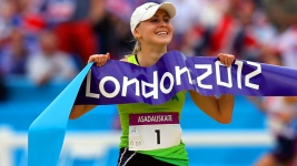 Lithuania's Laura Asadauskaite Wins Women's Modern Pentathlon With New Olympic Record