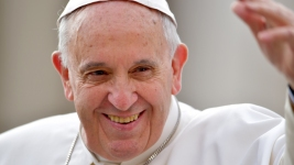 Pope Applauds Ecology Advocates in Rome