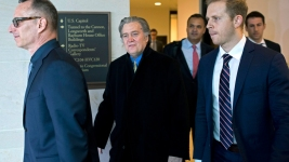 Bannon Met With Mueller Multiple Times Over the Past Week
