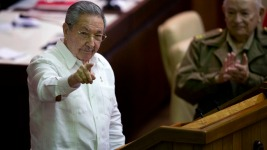 Raul Castro: U.S. Must Return Guantanamo