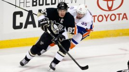 Penguins Get Even With 4-3 Win Over Rangers