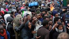 France Destroying Huge Migrant Camp, 'The Jungle'