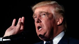 Trump Won't Commit to Working With Clinton