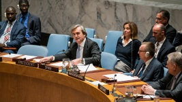 UN Says Upcoming Syria Talks Aimed at 'Political Transition'