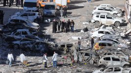 26 Detained After Turkey Car Bomb Attack