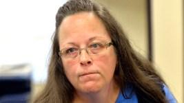 Judge Orders Clerk Blocking Gay Marriages to Jail