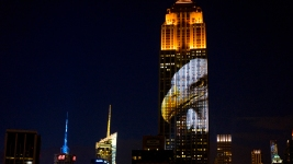 Empire State Building Shines Light on Endangered Species