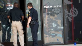 A History of Shootings at U.S. Military Installations