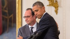 'Cannot Succumb to Fear': U.S., France United Against ISIS