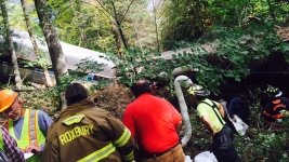 Human Error Not to Blame for Vermont Derailment: Governor