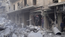 Aid Cut Off to Thousands in Syria