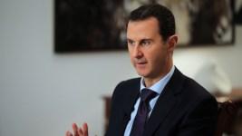 Assad Vows to Take Control, Warns Will Take Time