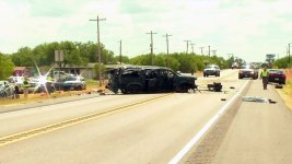 5 Immigrants Die in Car Accident After Border Patrol Chase