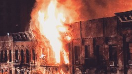 1 Dead, 16 Injured as Fire Rips Through Apartments on Manhattan's Upper East Side