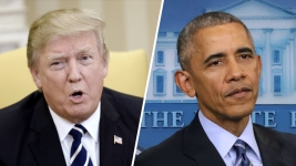 Trump Accuses Obama of Collusion, Obstruction Over Russia