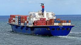 Coast Guard Finds Life Ring in Hunt for Missing Cargo Ship