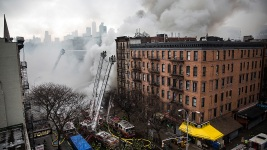 5 People Charged in 2015 NYC Gas Explosion: Sources