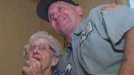 Garbageman Saves Woman, 93, From Wildfire on His 'Last Stop'