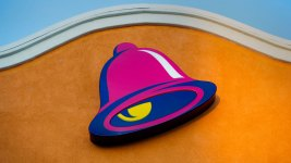 Taco Bell is Testing a New Taco Shell in California