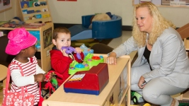 Child Care Costs Exceed Rent in Many States