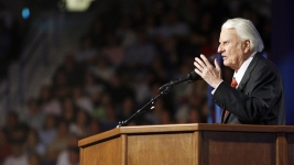 Late Billy Graham to Lie in Honor in US Capitol Rotunda