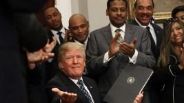 Leaders Say Trump Presidency Is at Odds With MLK's Legacy