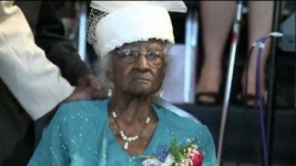 Detroit-Area Woman Becomes Oldest in World at 116