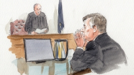 Manafort Judge Says He's Received Threats, Won't Name Jurors