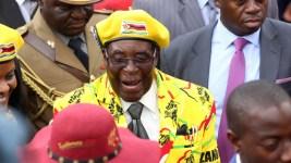 Robert Mugabe Resigns as Zimbabwe's President After 37 Years