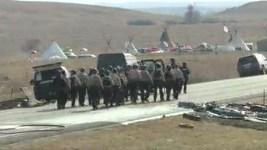 Police Begin Arresting North Dakota Pipeline Protesters