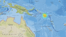 Tsunami Warnings Cancelled After Big Pacific Earthquake