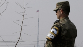 North Korea Fires Rocket Seen as Missile Test: Seoul